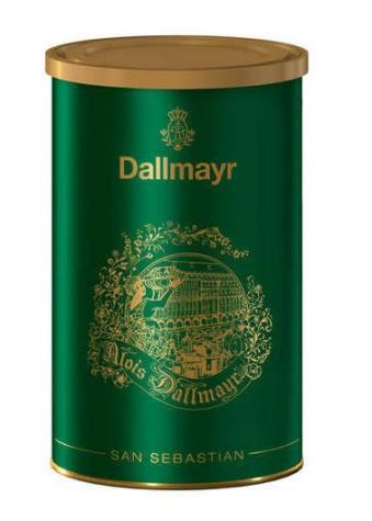 Maltā kafija Dallmayr San Sebastian