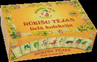 Tējas lielā kolekcija