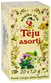 Tēja asorti