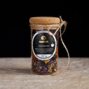 Raibā Ziedu tēja (burciņā)