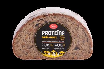Gaišā rudzu proteīna maize