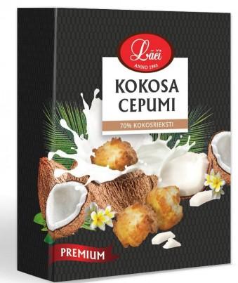 Kokosa cepumi ar sviestu