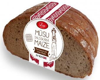 Mūsu saldskābā maize