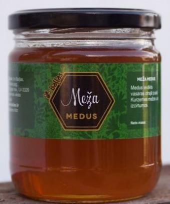 Meža medus