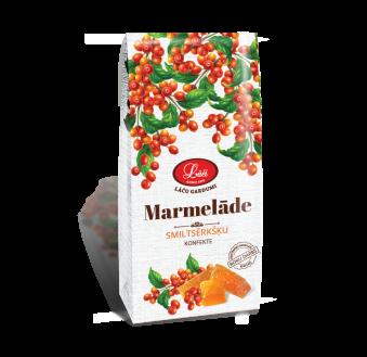 Smiltsērkšķu marmelāde