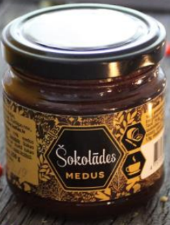 Šokolādes medus