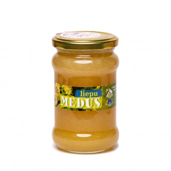 Linden honey