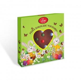 """Молочный шоколад """"Весна"""""""