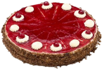 Īsta Lāču rupjmaizes torte